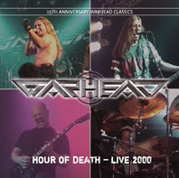 Warhead - Hour Of Death (Live 2000)